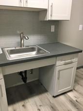 Probation expansion staff kitchenette
