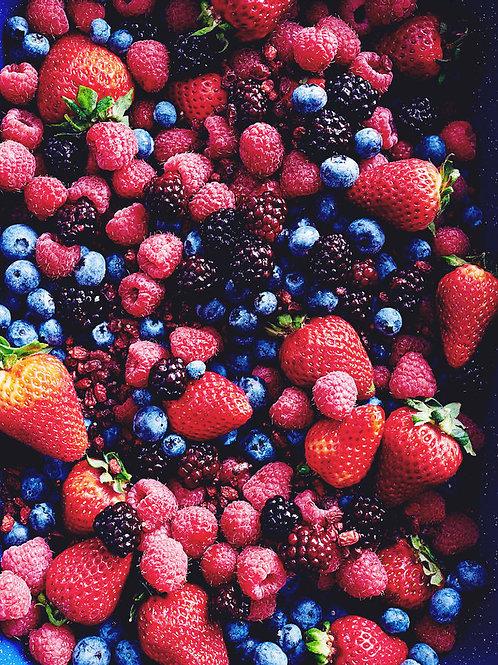 Mixed Berry Rum