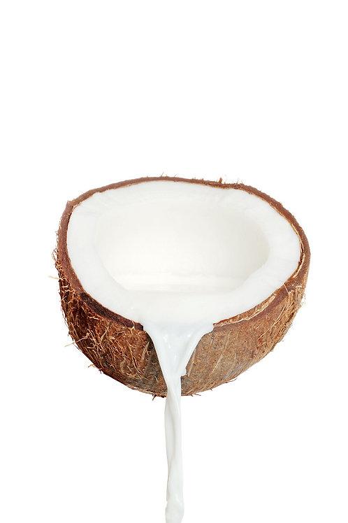 Luscious Coconut Butter Rum Cake