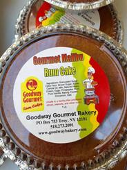 Gourmet Malibu Rum Cake