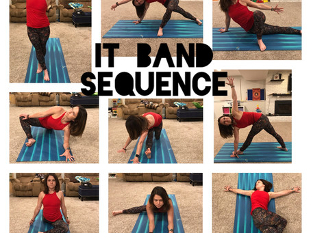 The Importance of Stretching your IT Band