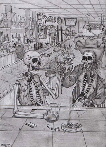 """Bar of the Dead"""