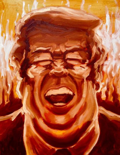 Donald Trump is Evil