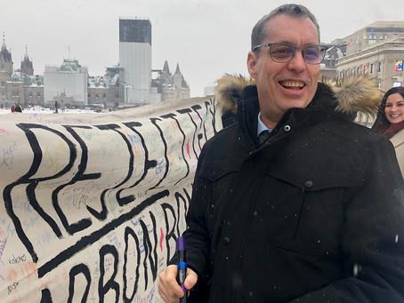 My Week in Ottawa: Feb 18 - 22