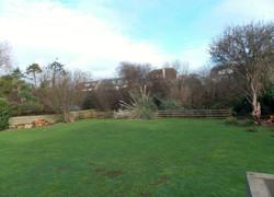 Frarolin rear garden