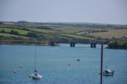 View to the Iron Bridge