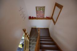 Beach Lodge staircase