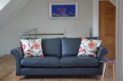Upstairs Sofa
