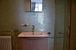 Downstairs en suite shower room