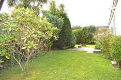 6 Pendarves enclosed garden
