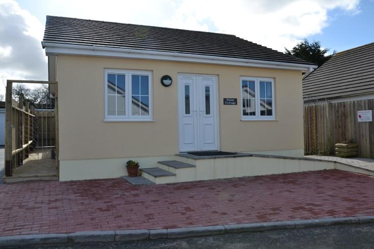 Palm Cottage St Merryn