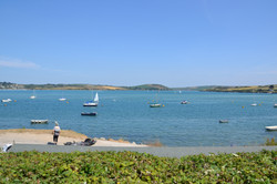Views from Padstow to Rock