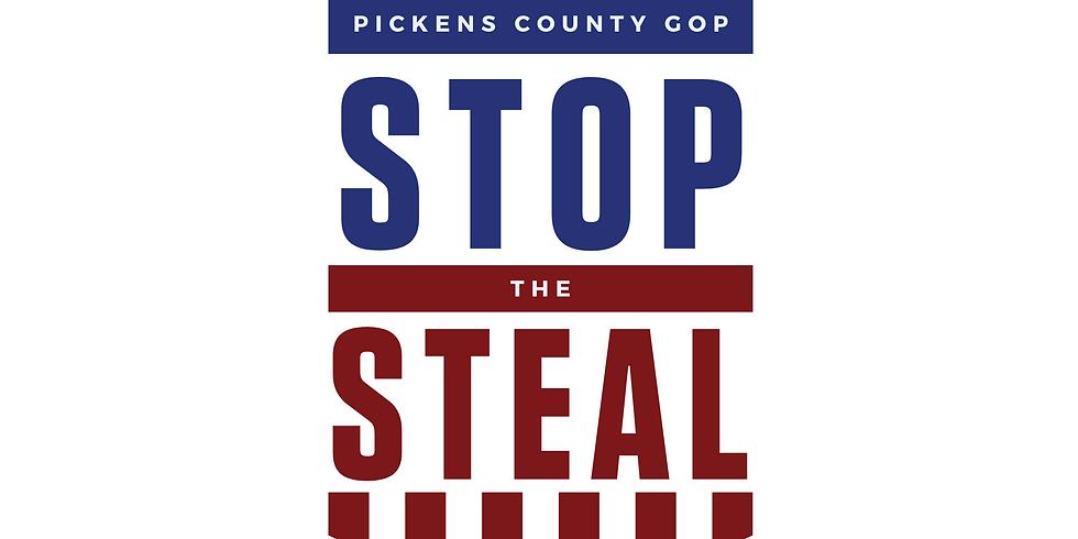Jasper, GA Stop The Steal Rally