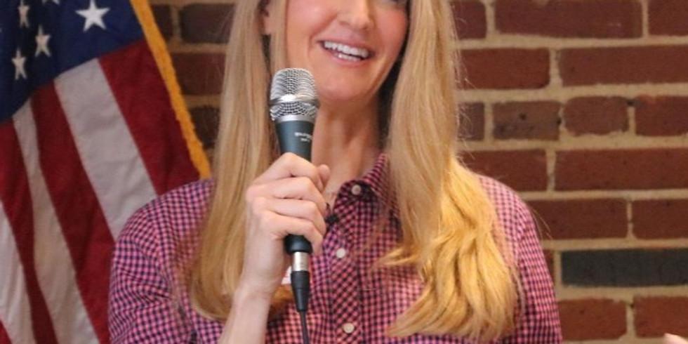 Kelly Loeffler Senate Firewall Statewide Tour - Canton