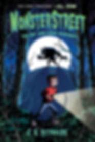 The Boy Who Cried Werewolf (Monsterstree