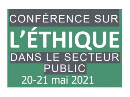 Retour sur la Conférence sur l'éthique dans le secteur public du Canada