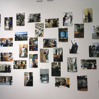 """""""Being Forward take 3"""" at School of Education Gallery UW-Madison"""