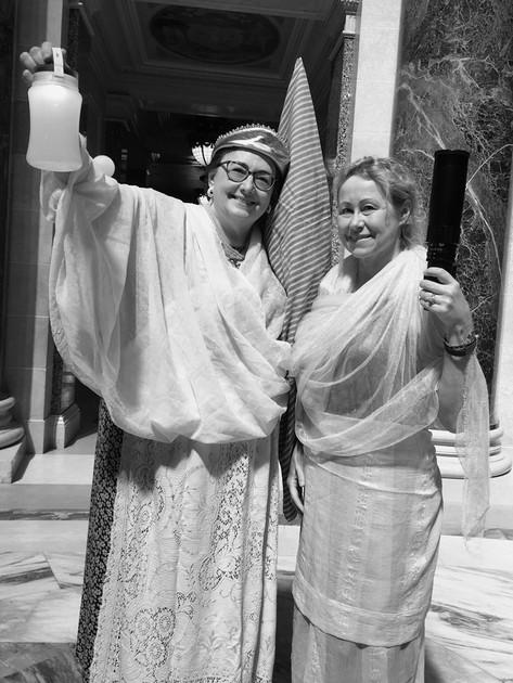 Sue Keastner + Annette Knapstein