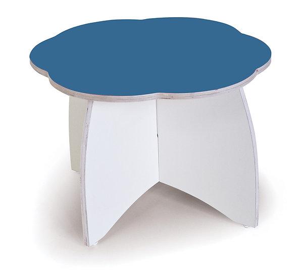 שולחן בובה דגם פרח