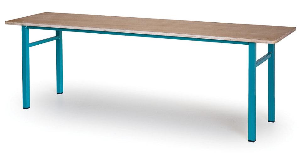 שולחן תוכן - רגלי מתכת