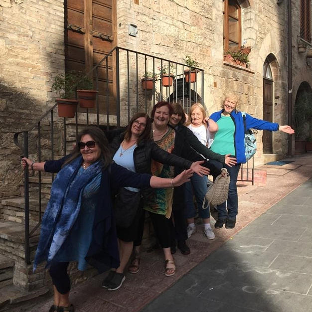 Our Ladies of Assisi