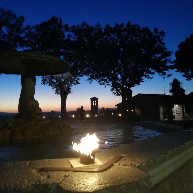 View from the Basilica of Santa Chiara
