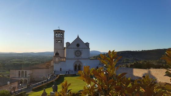 Assisi Retreat October 2018