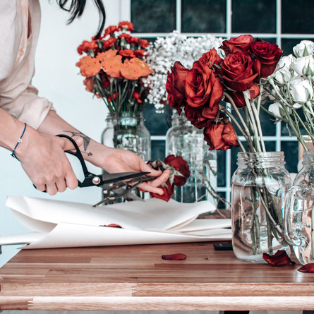 Keep your Fresh Flowers longer with these tips.