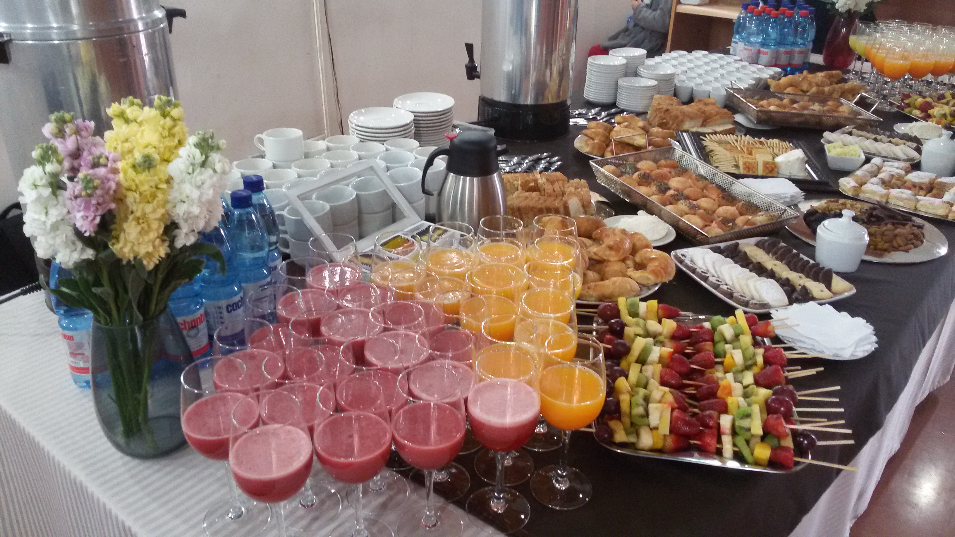 Coffee Break Servicio de Catering