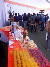 coffee break catering eventos