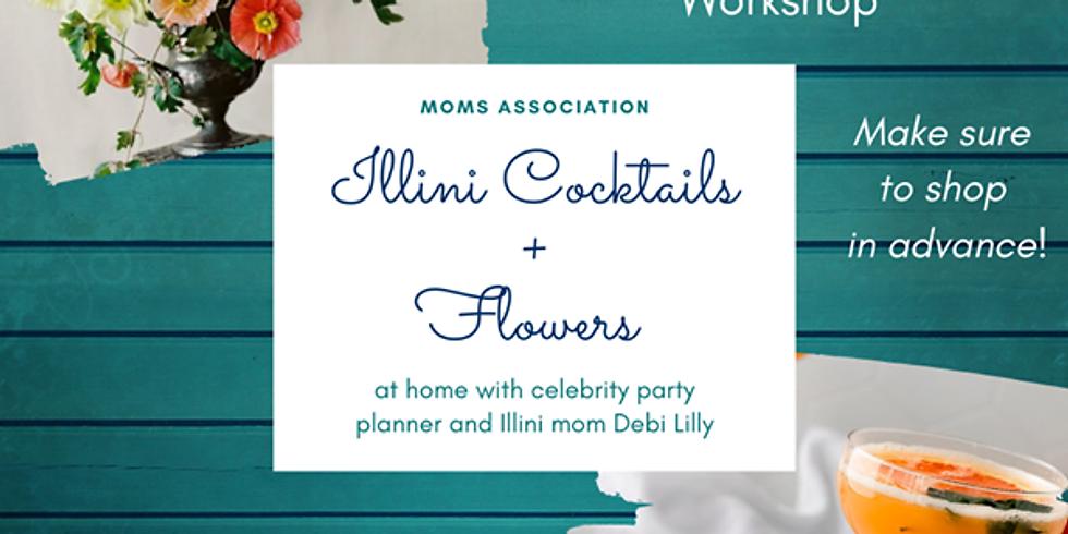 Wine Down with Illini Moms - February