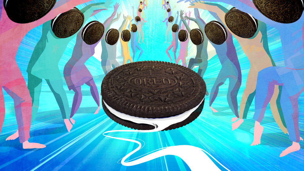 """Oreo """"Party People"""""""