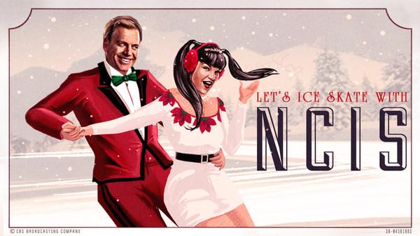 "CBS Holiday Greeting -""NCIS"""