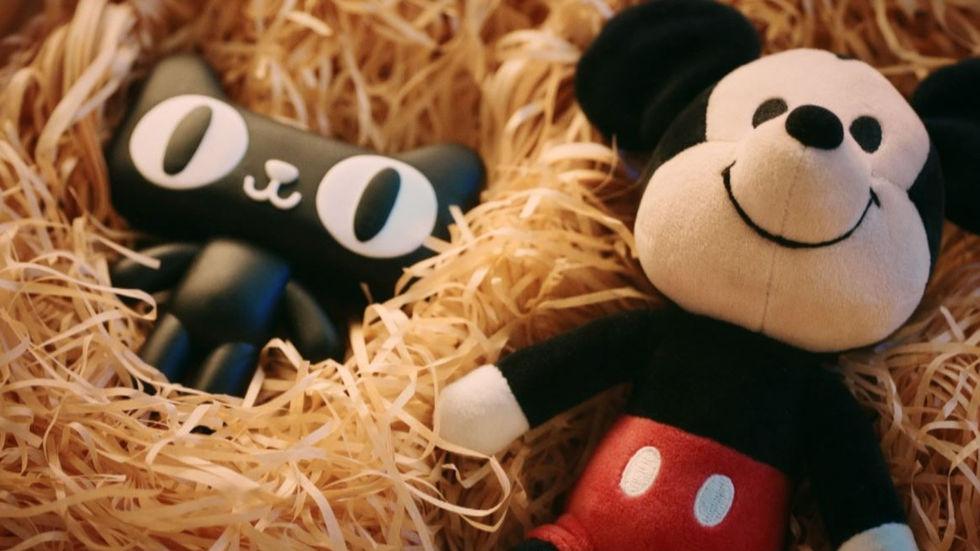 TMall + Disney 天猫 + 迪士尼