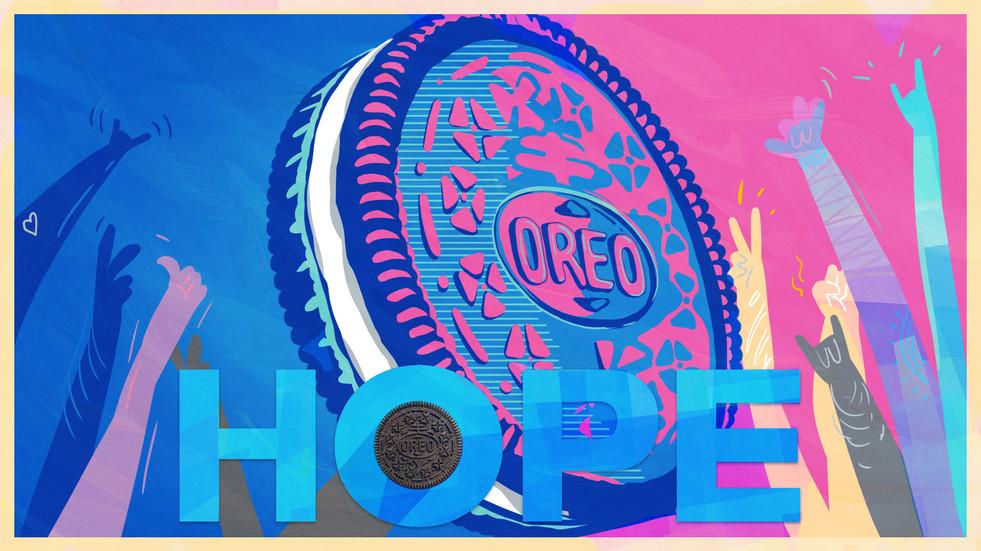 """Oreo """"Hope"""""""