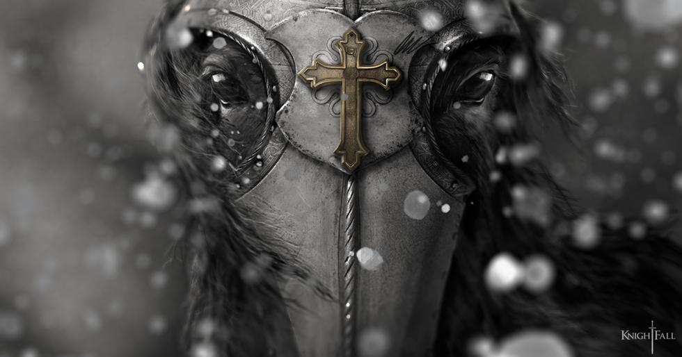 "History Channel ""KnightFall""- Horse"