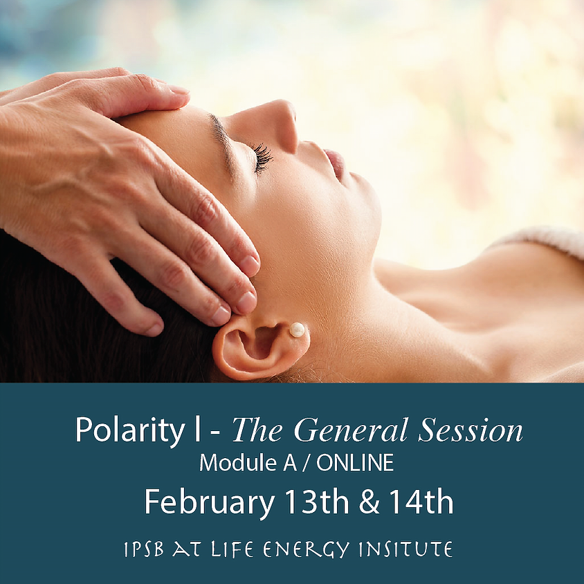 Polarity l - The General Session / MODULE A
