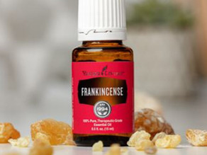 Try This Calming Breathing Technique with Frankincense