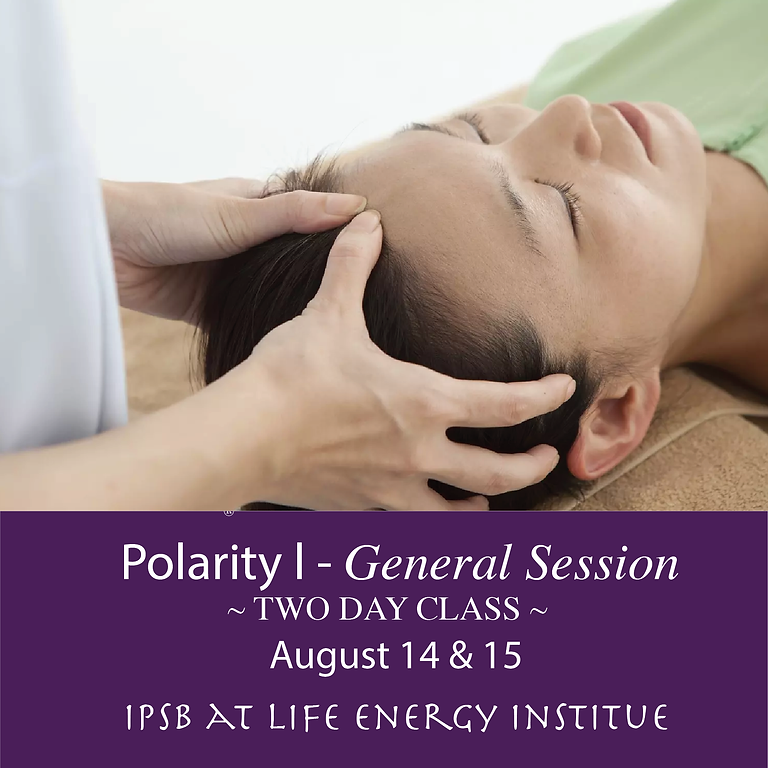Polarity l - The General Session