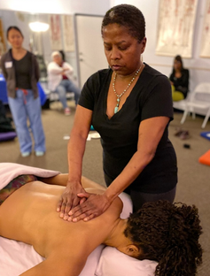 ISPB - Toi Beaman : Foundations Massage Instruc