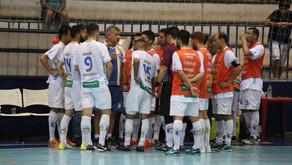 Nesta quinta-feira, o Umuarama Futsal enfrenta o Campeão da Liga Nacional de 2018 em casa
