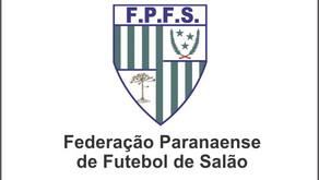 Curso de arbitragem Cidade de Foz do Iguaçu.