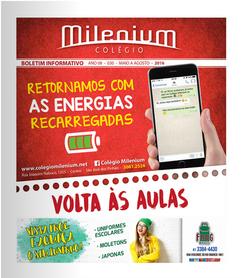 Jornal Colégio Millenium