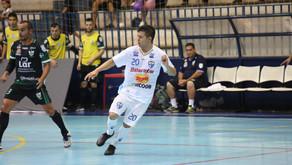 Pela série ouro, Umuarama Futsal se prepara para dois jogos em casa