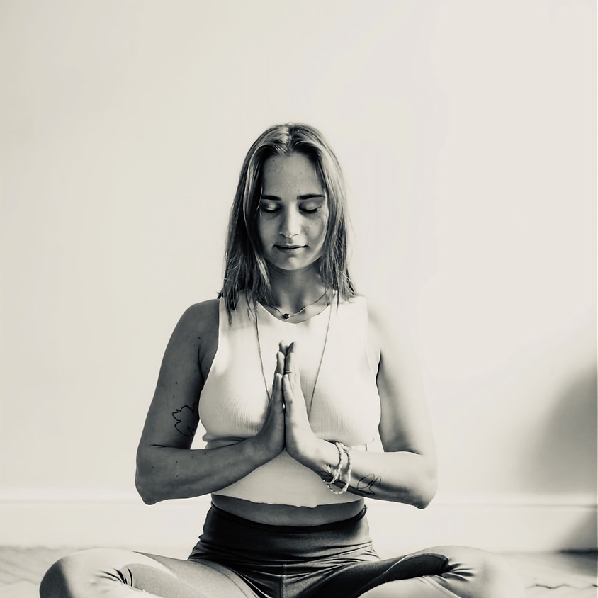 YOGA AND SOUND BOWL THERAPY