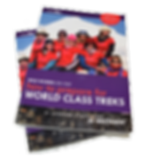How To Prepare For World Class Treks book by Di Westaway