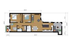 Condo_Plateau_St-Urbain_Plan