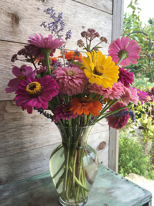 Build Your Own Bouquet Class