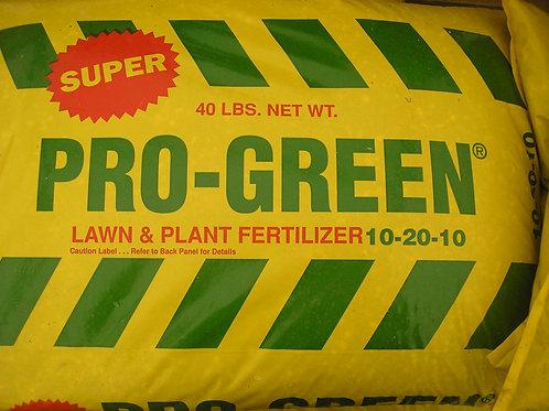 Pro-Green Lawn & Plant Fertilizer 10-20-10