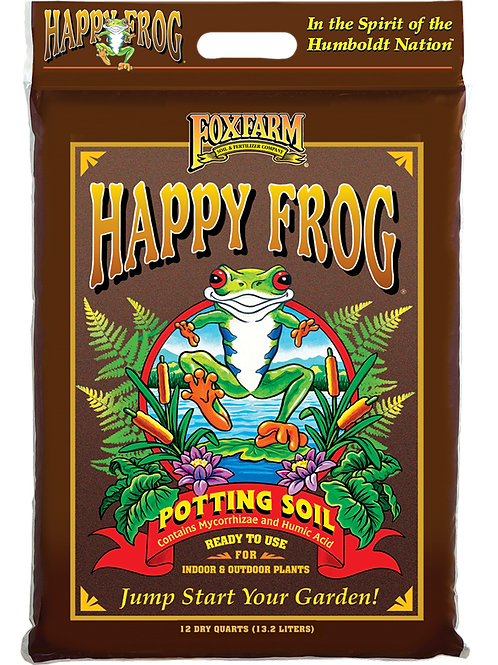 Fox Farm Happy Frog® Potting Soil